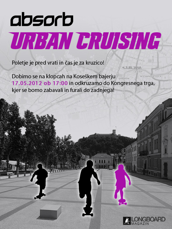 ABSORB Urban Cruising