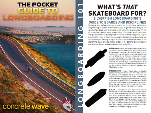 The Pocket Guide to Longboarding