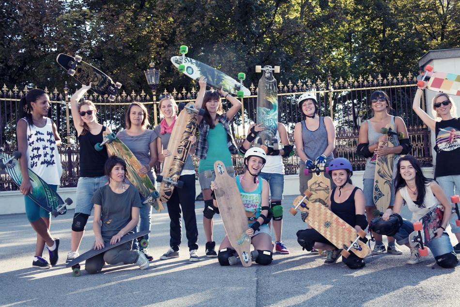 Sixxa Women Longboard Camp